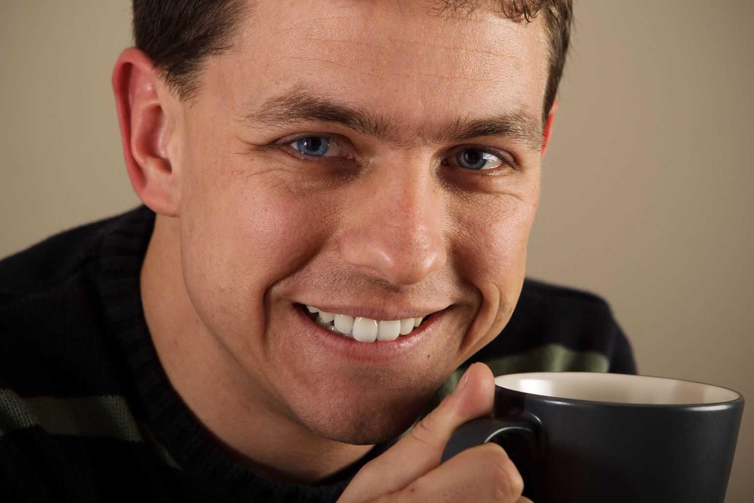 Is green tea unhealthy for men?