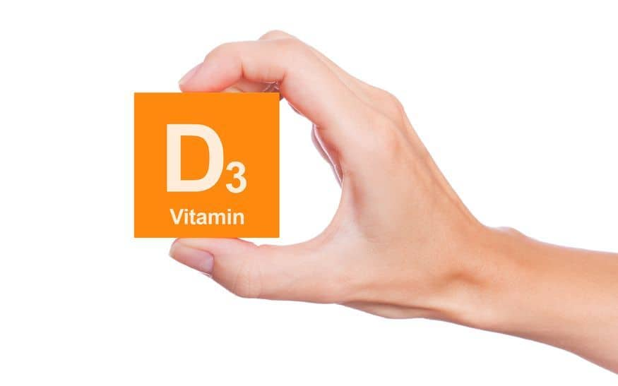 Vitamin D3 to raise libido and to lower obesity