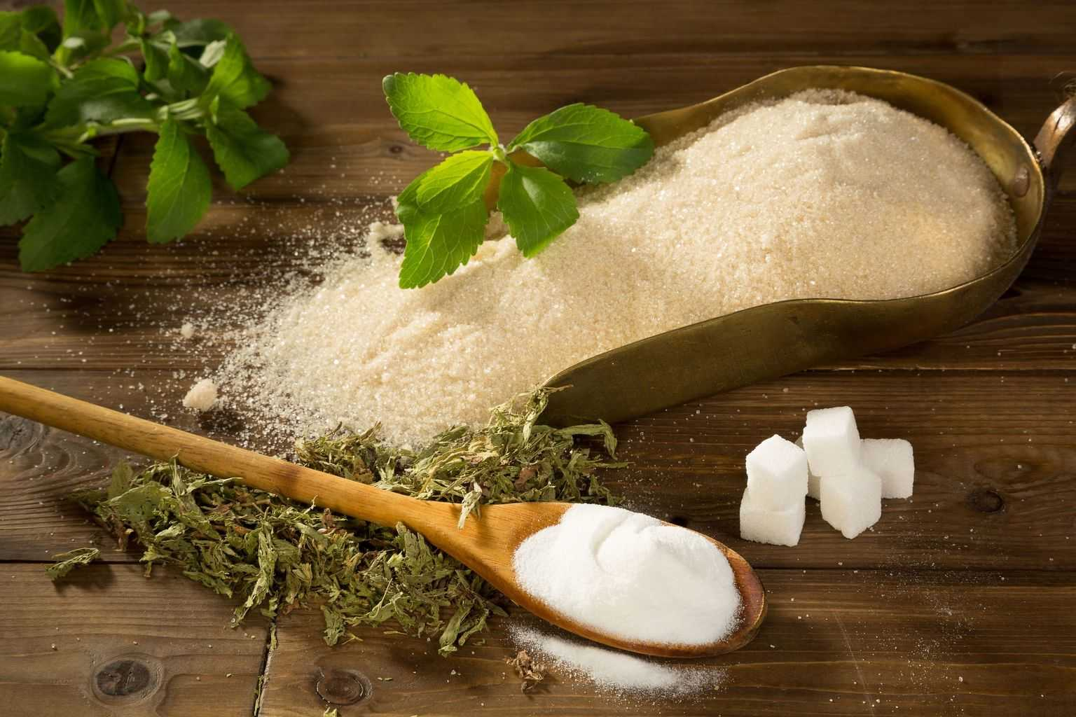 Stevia lowers testosterone levels