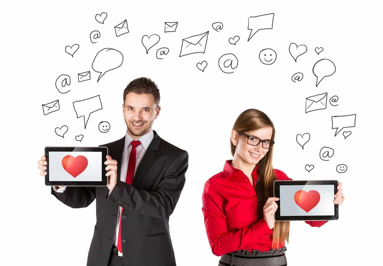 Отношения знакомства виртуальные