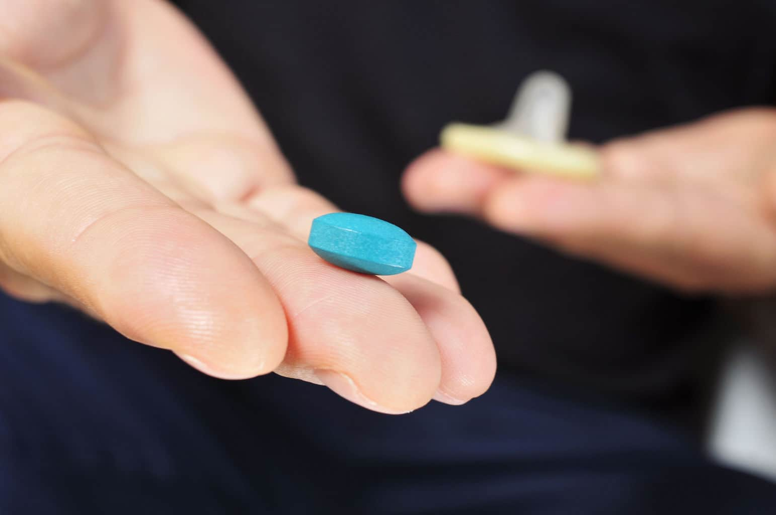 Erectile dysfunction drugs cause cancer