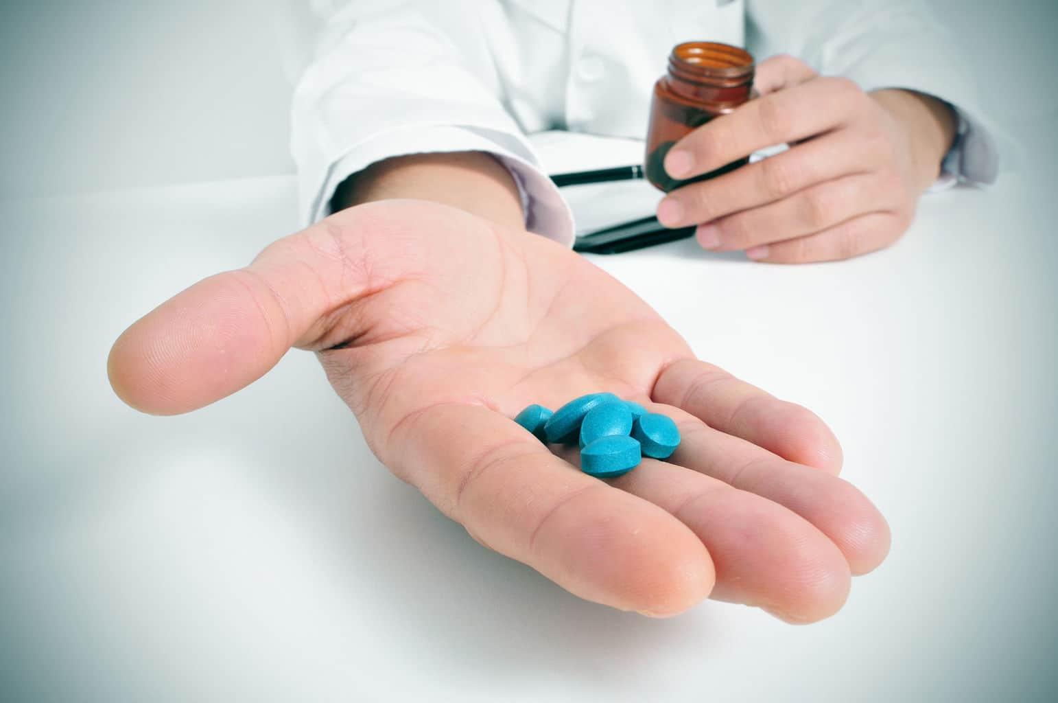 Viagra causes desensitization in men