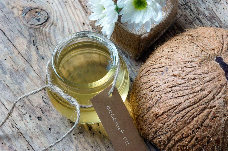 Coconut oil helps shrink prostate