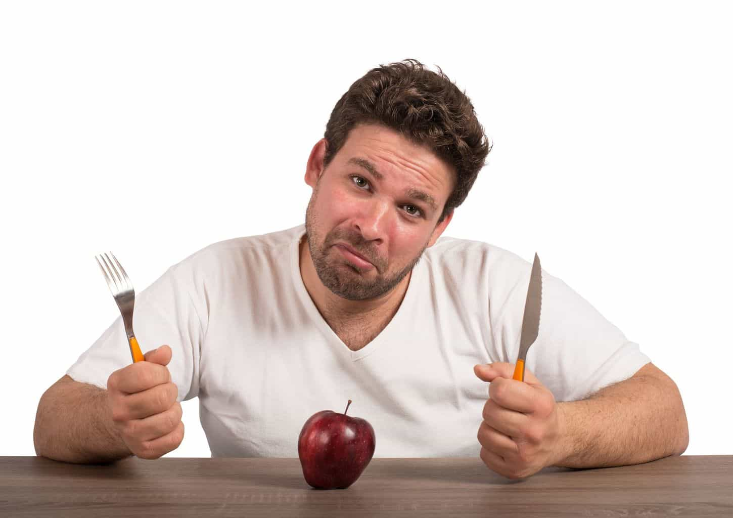 Skipping meals lowers testosterone