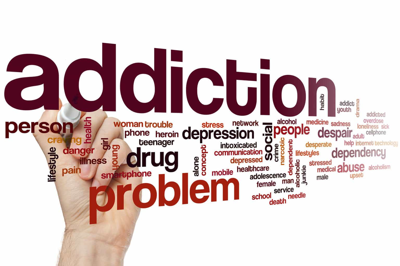 How to stop addiction