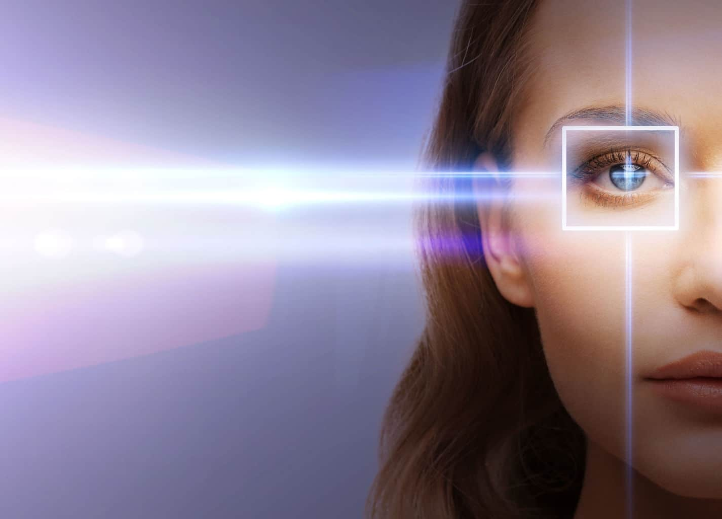 Is light therapy safe for the eyes?
