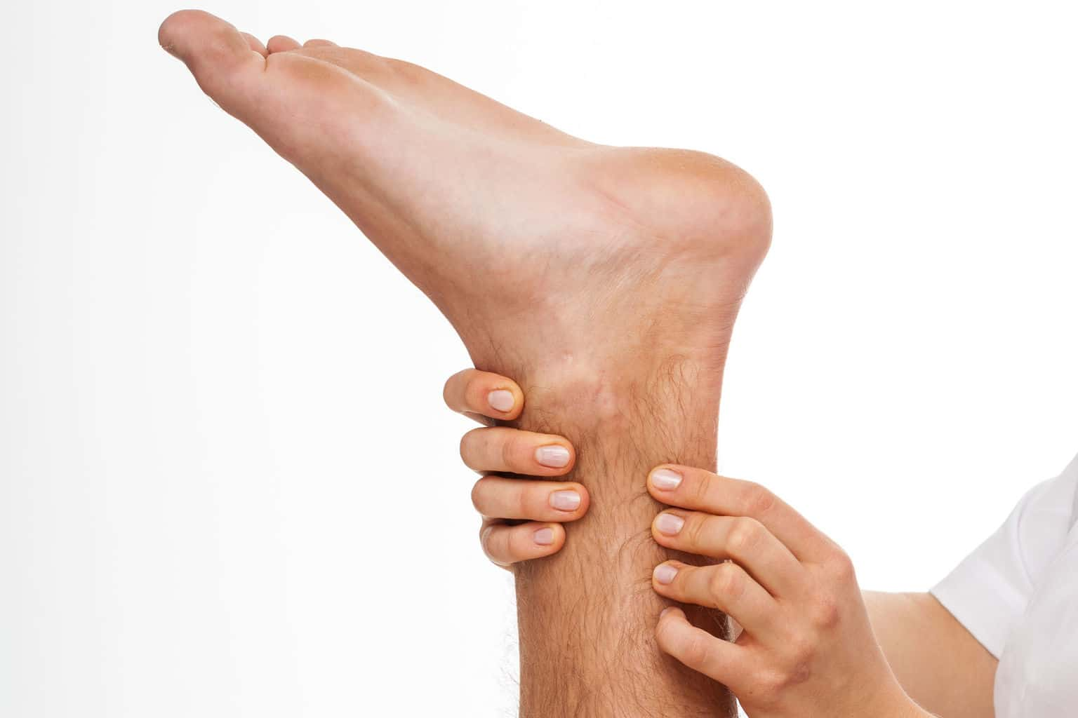 Achilles' tendon rupture treatment without surgery