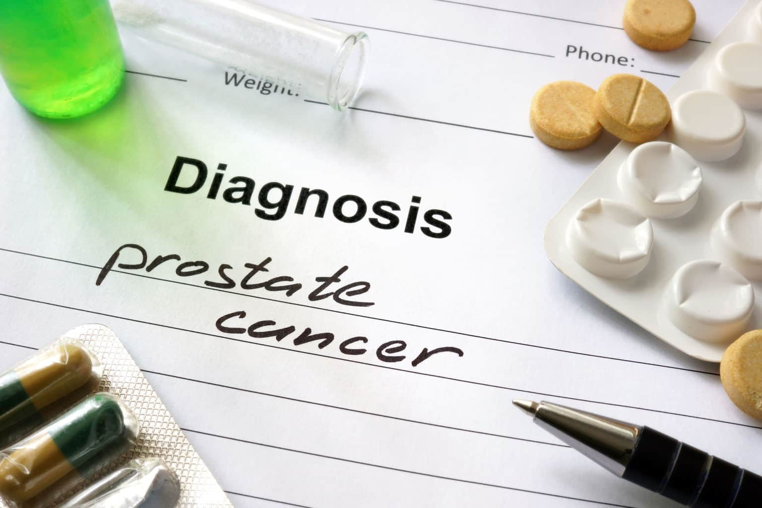 Why I don't get prostate cancer screening