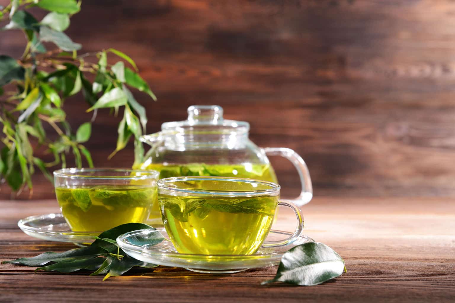 Does green tea affect thyroid?