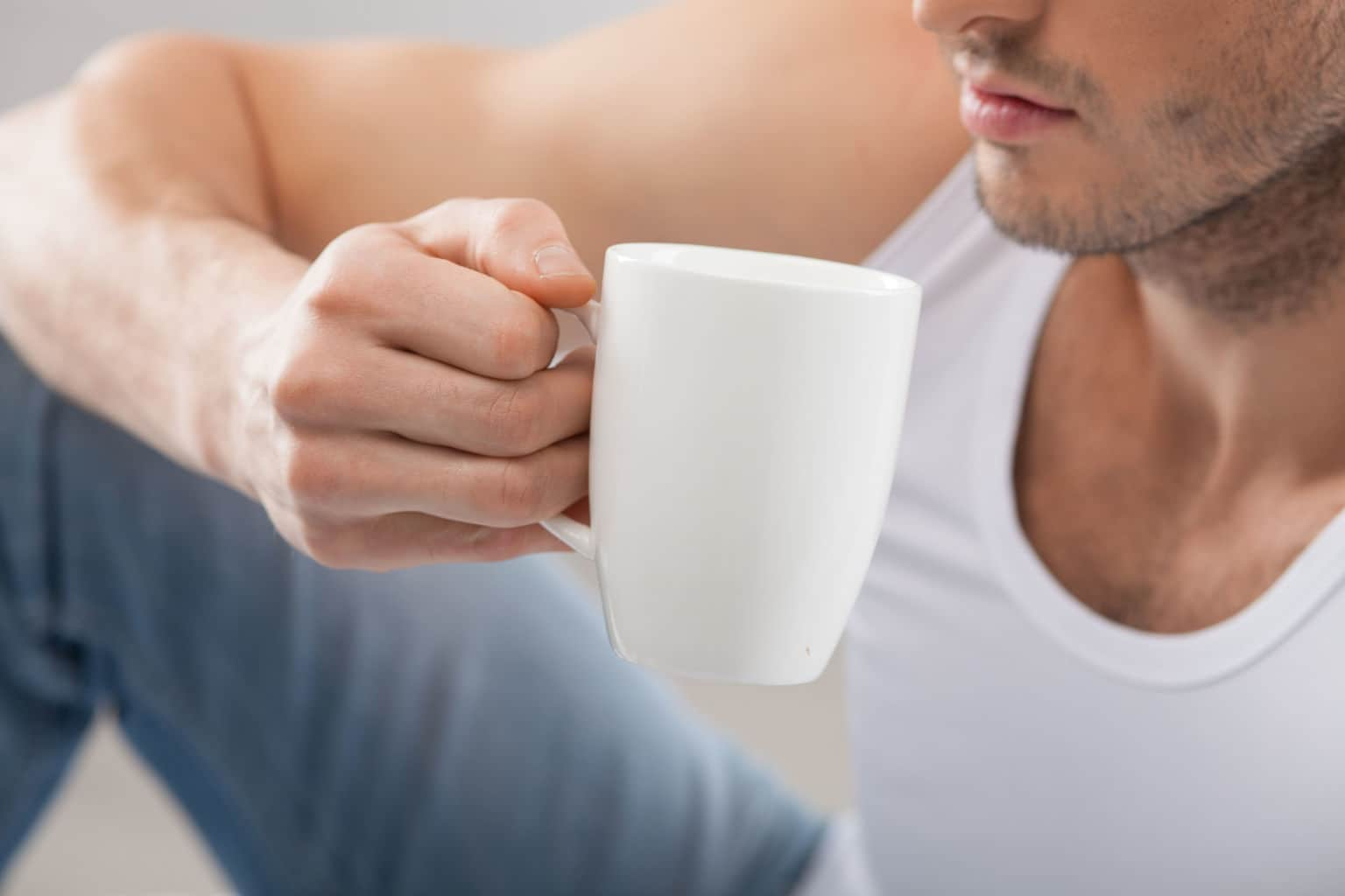 Boost Testosterone Levels with Coffee