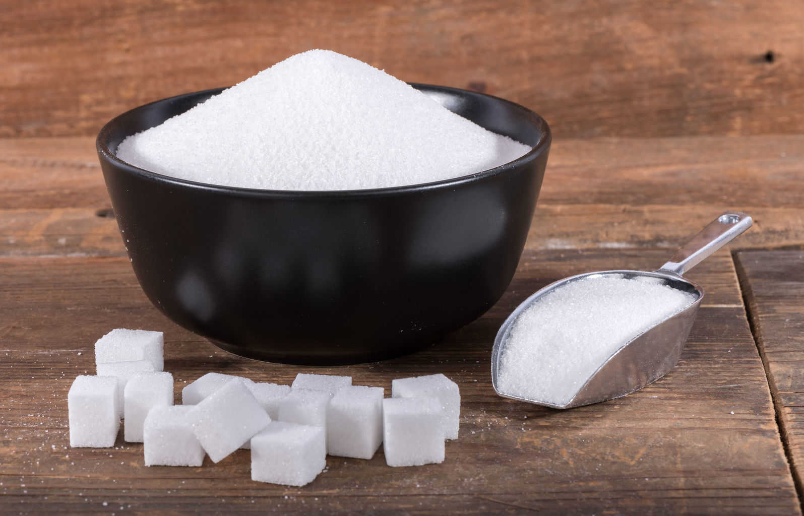 Sugar and starch for metabolism