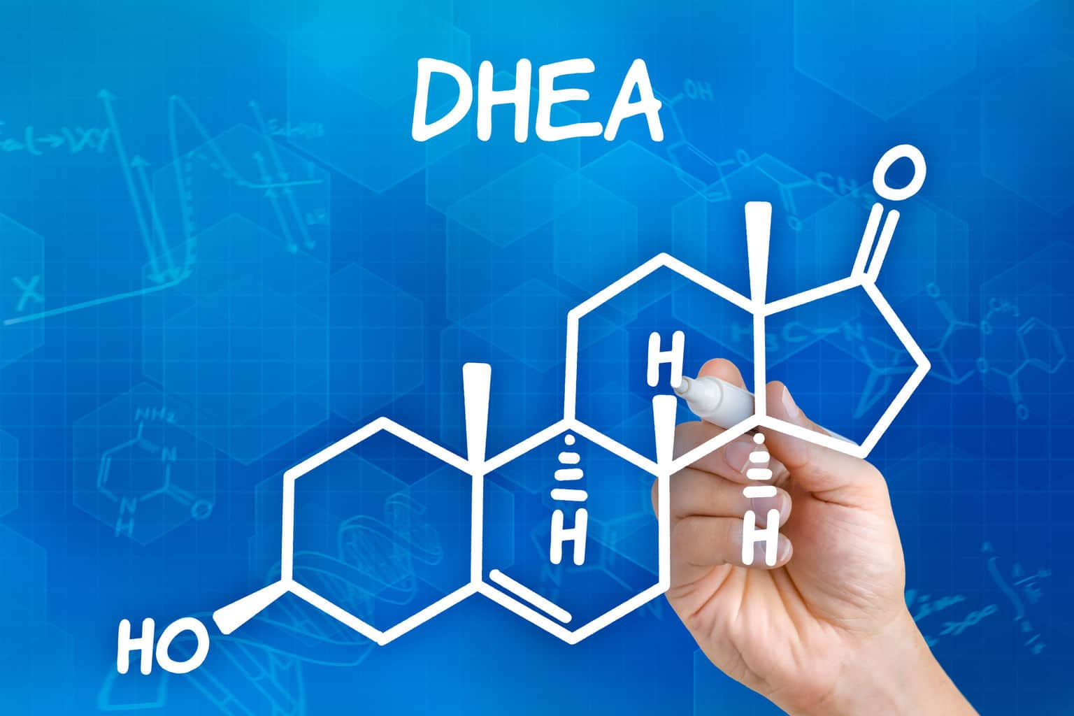 New DHEA discoveries to boost testosterone and fight aging