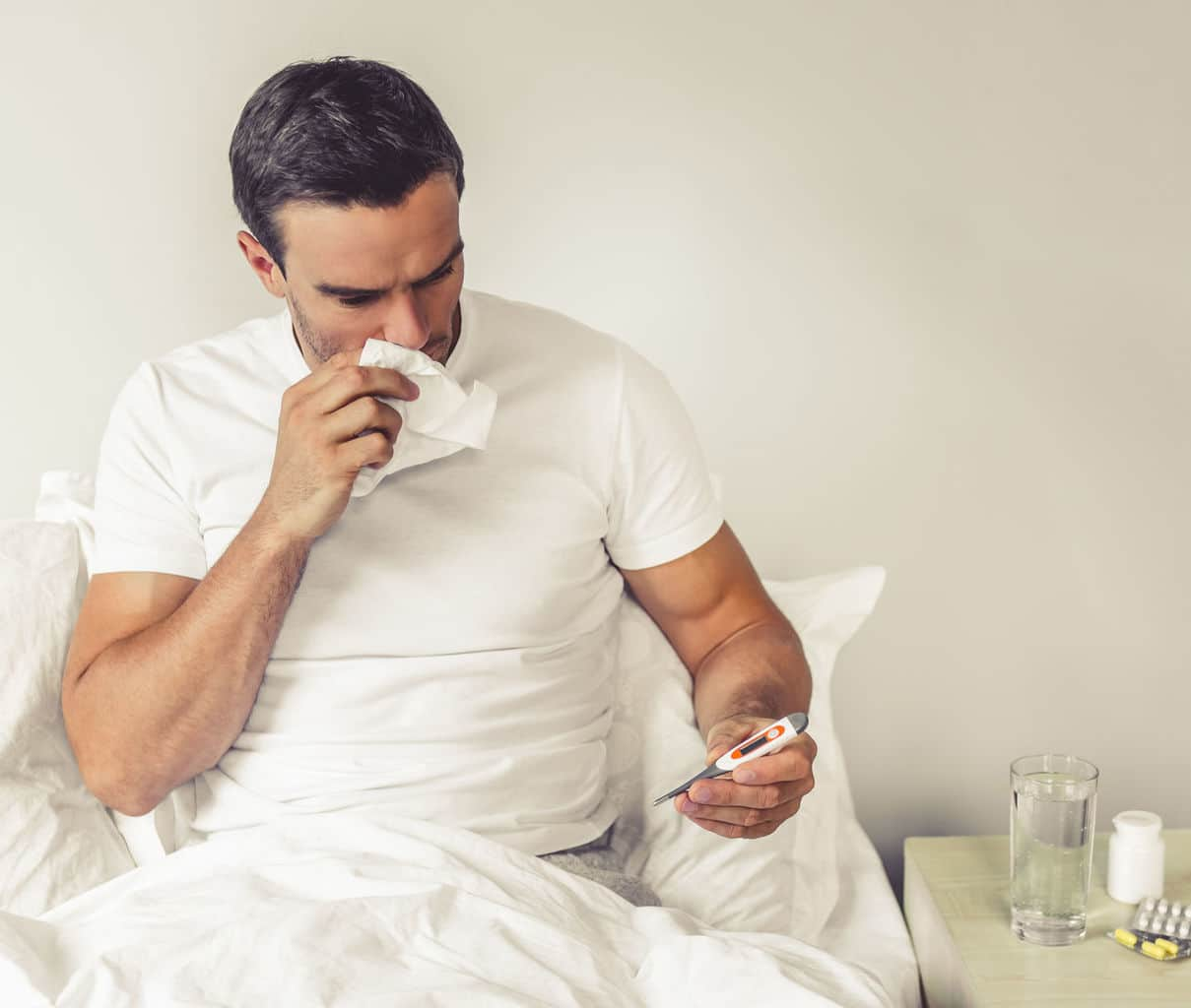 How to get rid of common cold