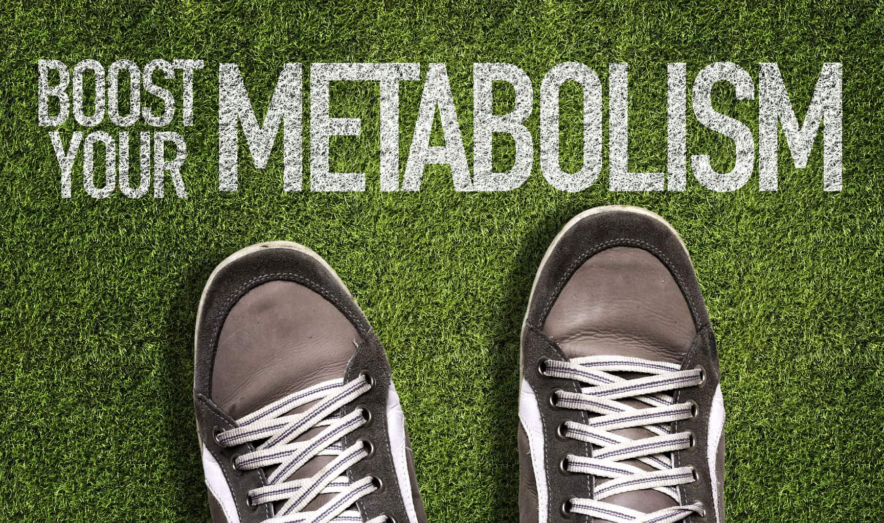 Lose weight by revving up your metabolism
