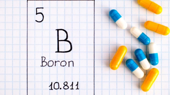 Boron Supplement