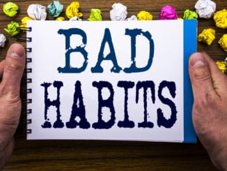 Stop being controlled by your bad habits