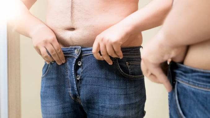 New Brazilian Discovery: Smaller Belly, Better Stiffies
