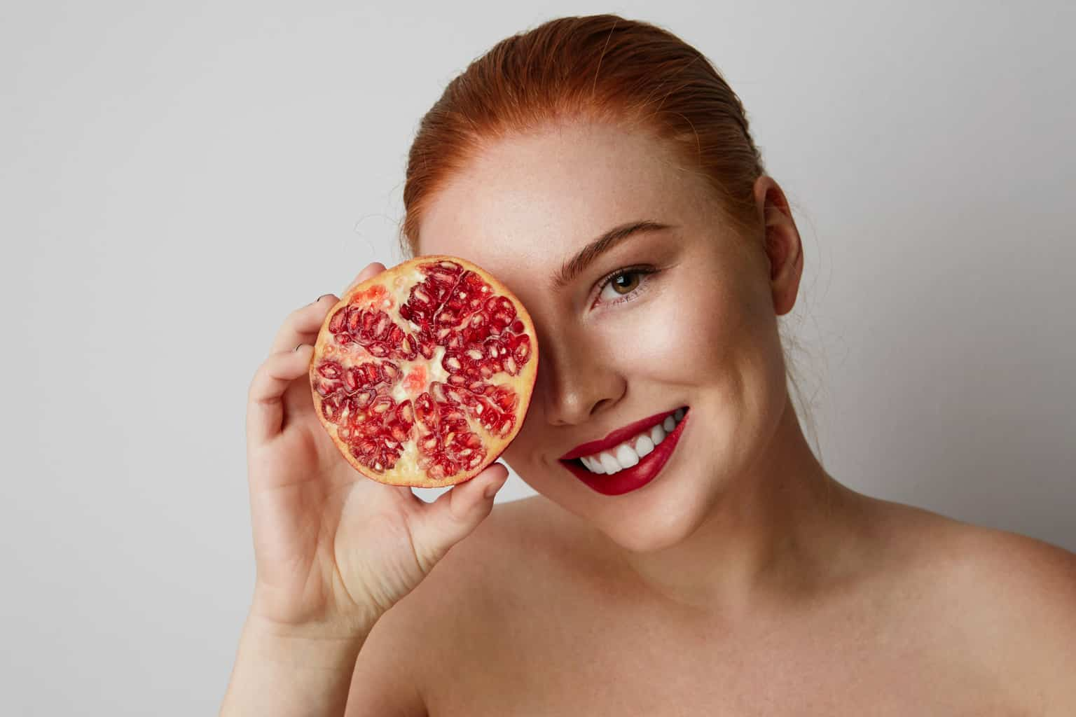 Why men should eat more pomegranate   Daily Medical