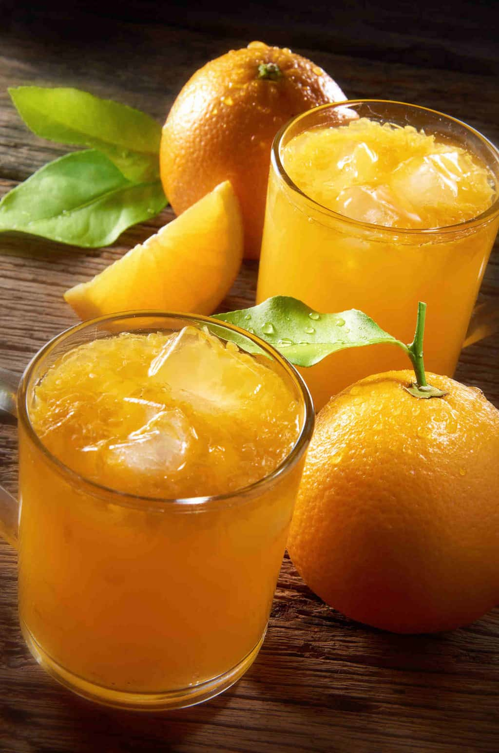 Orange juice lowers inflammation and improves thinking