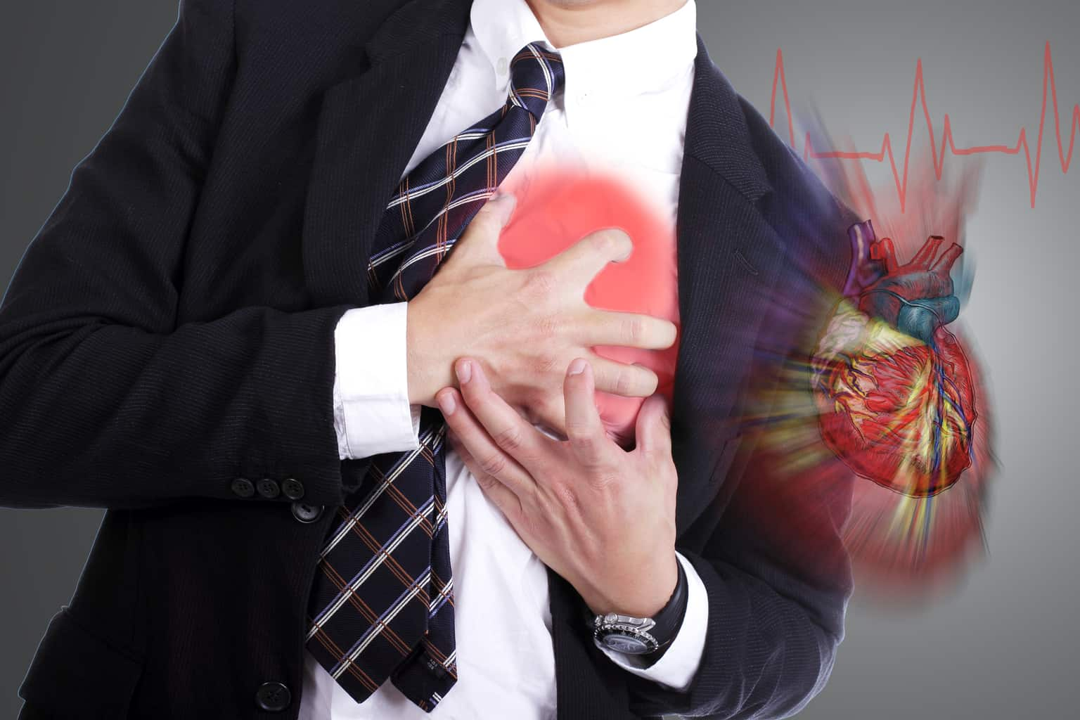 A month before a heart attack, you will get these 5 warnings