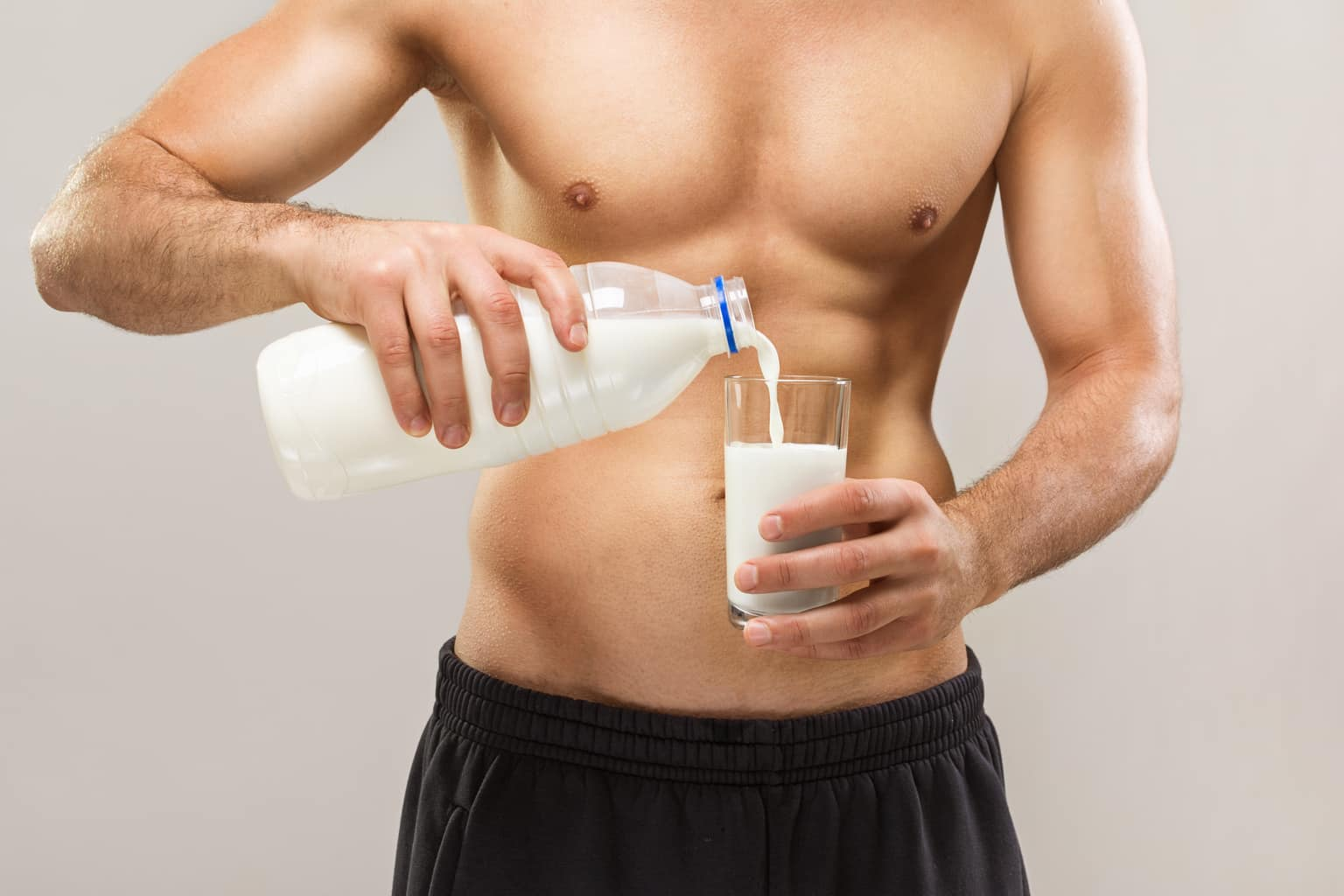 Genetically-modified milk can create serious inflammation