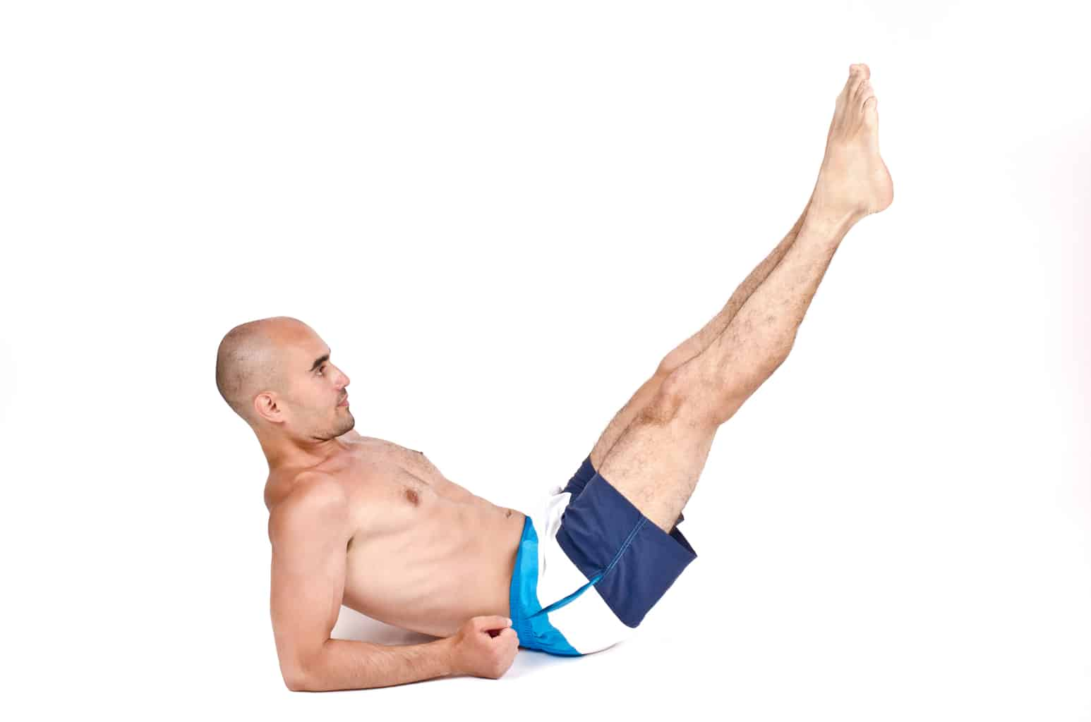 1-Min Leg Lift DOUBLES This Male Youth Hormone