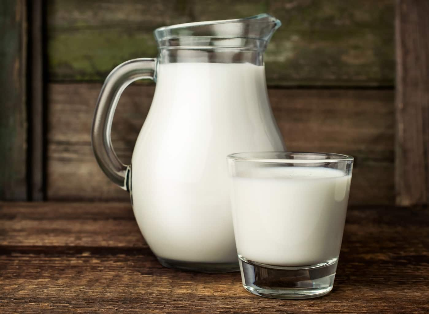 These proteins affect our mood: morphine-like compounds found in milk