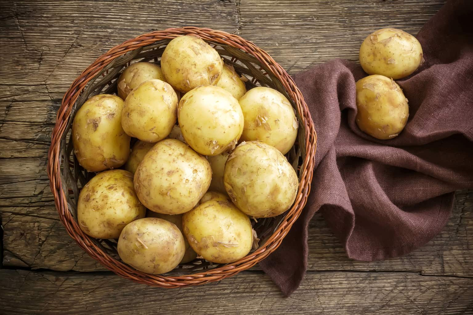Are you going to try the potato diet?