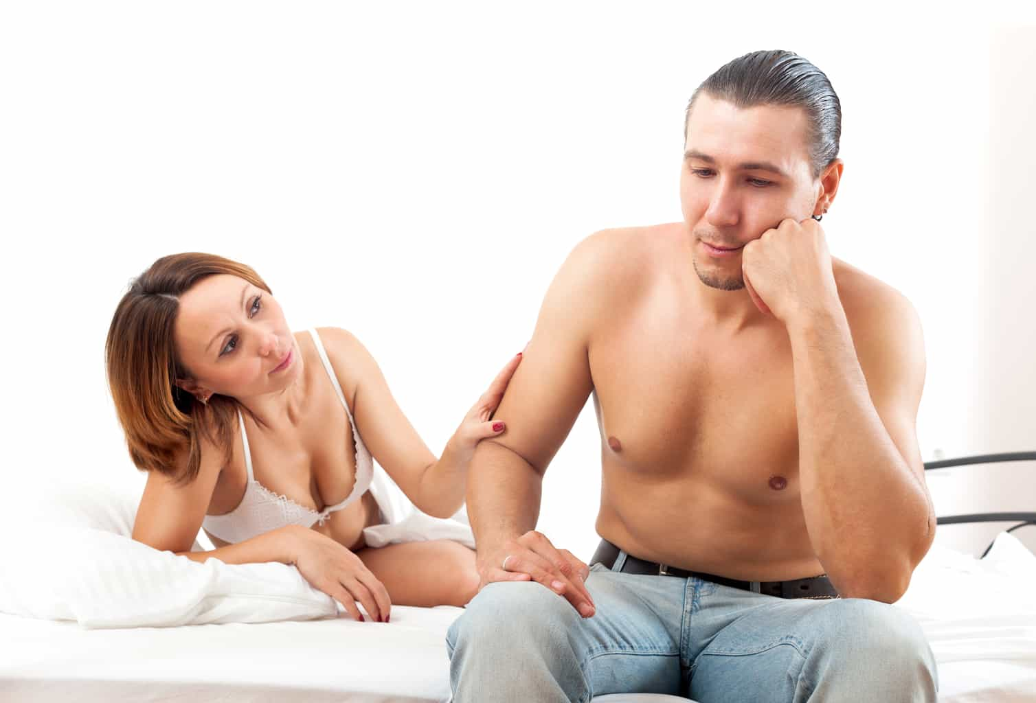 Can lowering prolactin improve difficult bedroom problems?
