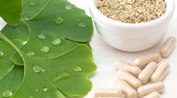 Gingko Biloba may help reduce sexual problems from SSRIs
