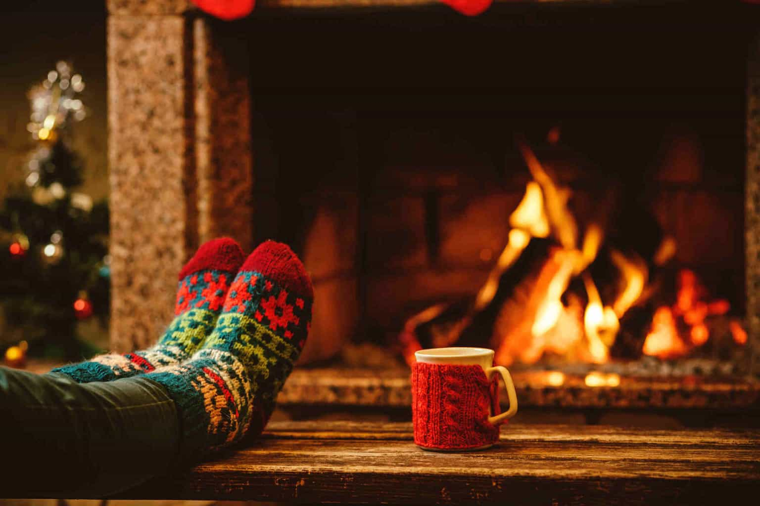 Staying warm can cure depression and anxiety