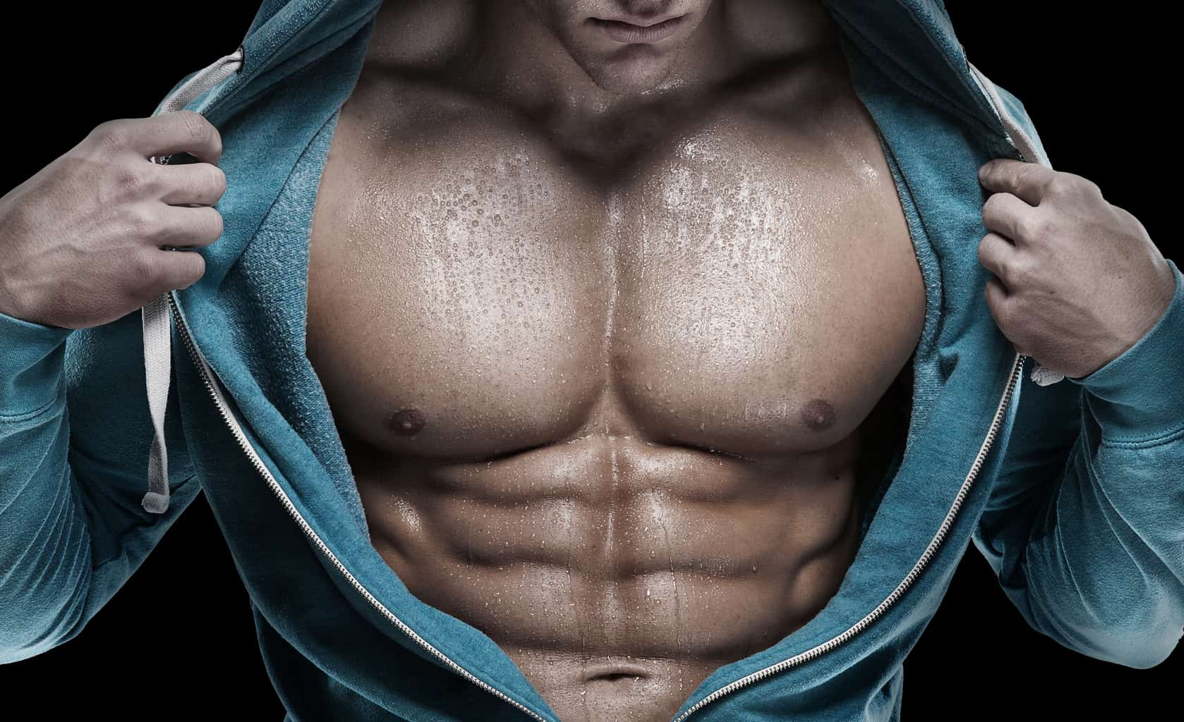 The horrible truth behind 6-pack abs.