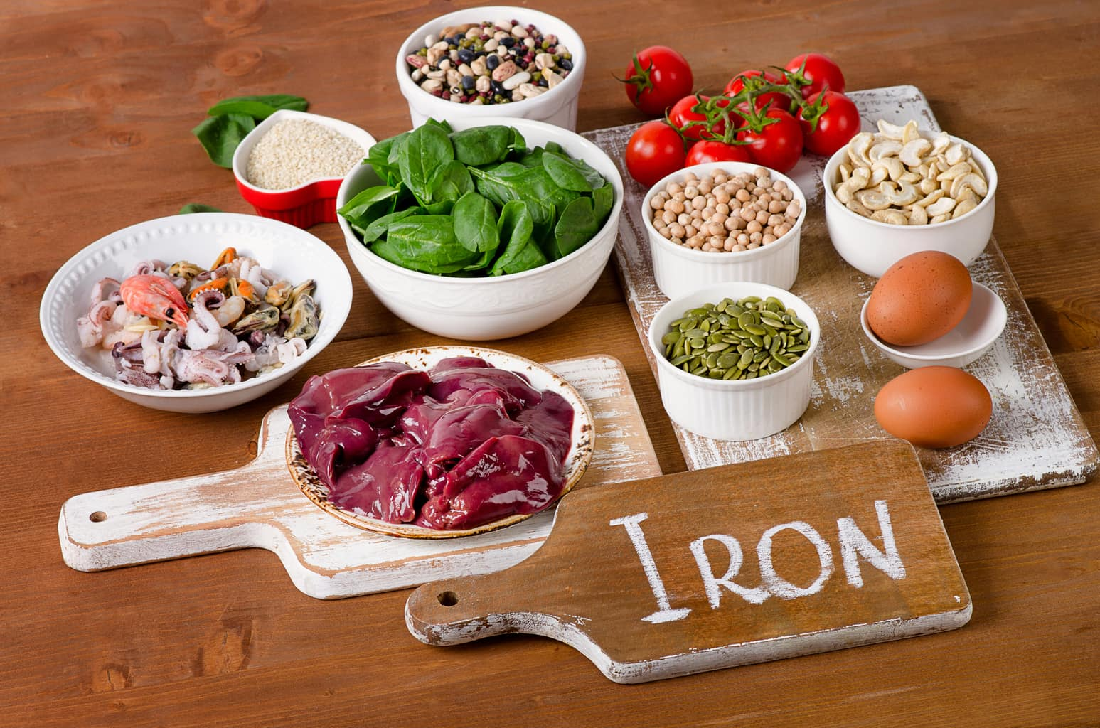 How excess iron ages you faster