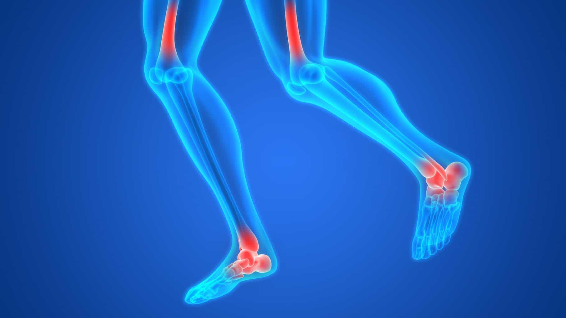 """NEW breakthrough """"unsticks"""" stiff joints and repairs bones"""