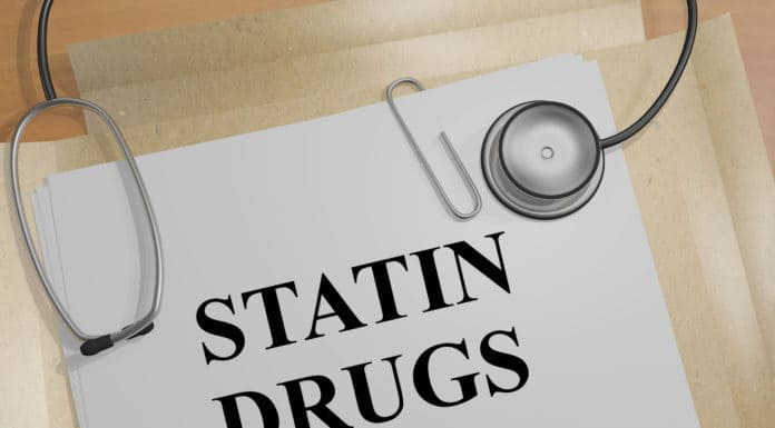A new study shows statin drugs are very toxic to the liver and muscles