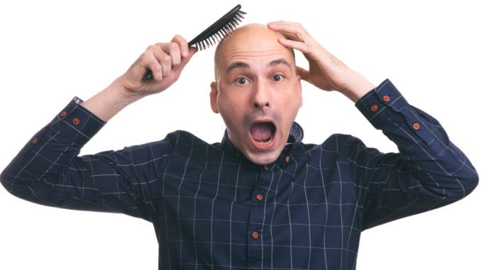"Preventing Hair Loss Can Kill ""Rockiness"" -- Unless You Do This"