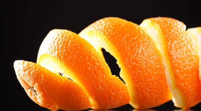 Orange peel can help reduce colon cancers?