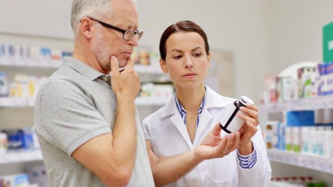 Medicine, pharmaceutics, health care and people concept
