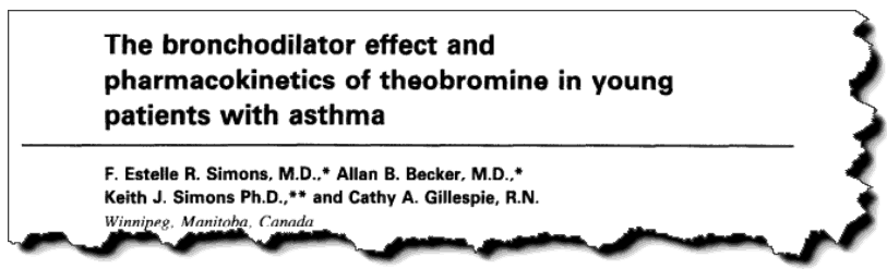 Comparative pharmacokinetics of caffeine and its primary demethylated metabolites paraxanthine, theobromine and theophylline in man.