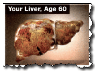 Your liver, Age 60
