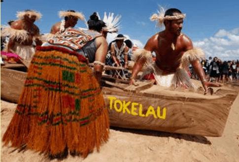 Tokelauan Islanders